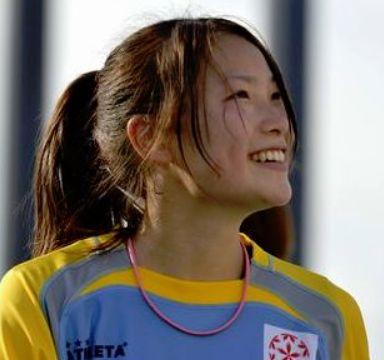 なでしこジャパンかわいいランキング歴代・和田奈央子