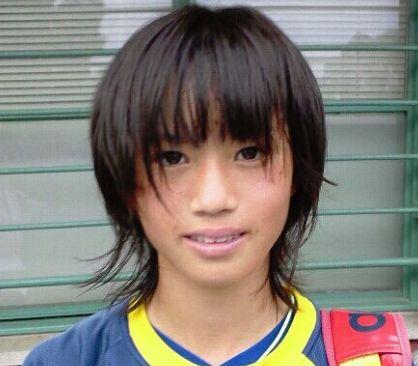 なでしこジャパンかわいいランキング歴代・八尾智奈美