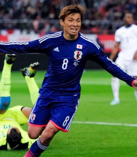 乾貴士・日本代表