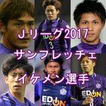 サンフレッチェ広島イケメン選手ランキング【Jリーグ2017年版】