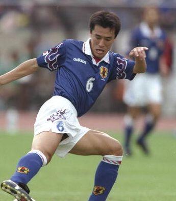 山口素弘・日本代表歴代ボランチ