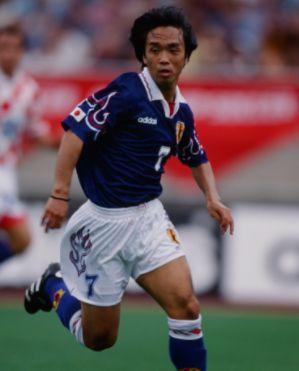 本田泰人・日本代表歴代ボランチ