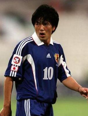 名波浩・日本代表歴代ボランチ
