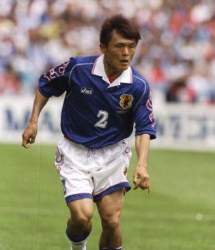 名良橋晃・日本代表歴代右サイドバック