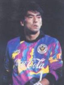菊池新吉・日本代表歴代GK