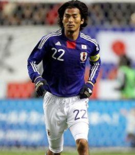 中澤佑二・日本代表歴代センターバック