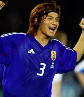 松田直樹・日本代表歴代センターバック