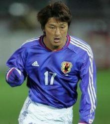 三浦淳宏・日本代表