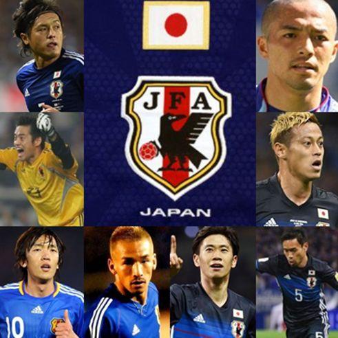 サッカー日本代表歴代最強