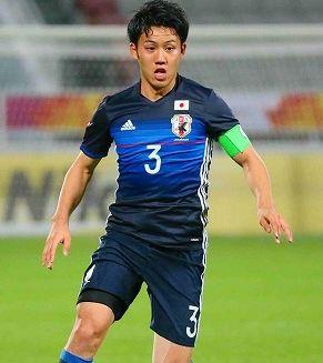遠藤航・日本代表主将