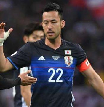 吉田麻也・日本代表主将