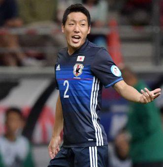 昌子源・日本代表主将