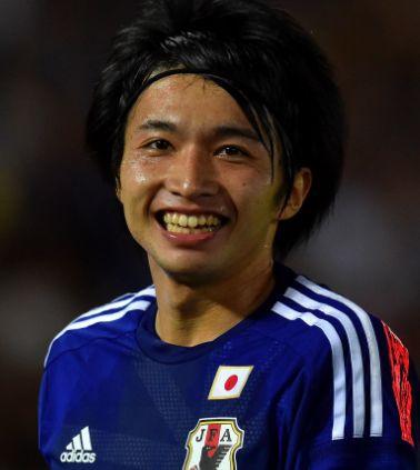 柴崎岳・日本代表主将