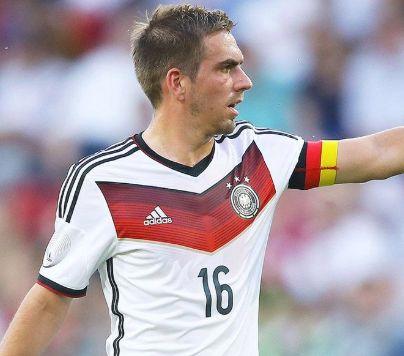 ドイツ代表・歴代ベストイレブン・フィリップ・ラーム
