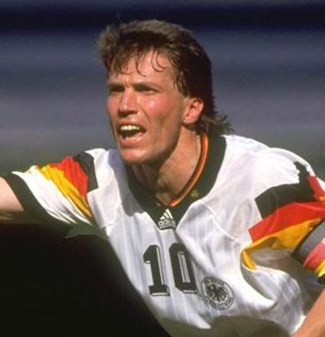 ドイツ代表・歴代ベストイレブン・ローター・マテウス