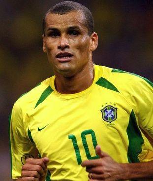 ブラジル代表歴代10番・リバウド