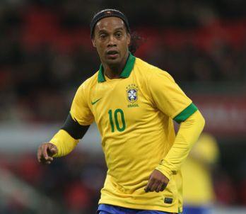 ブラジル代表歴代10番・ロナウジーニョ