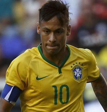 ブラジル代表歴代10番・ネイマール