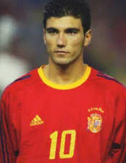 スペイン代表歴代10番・レジェス