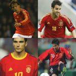 サッカースペイン代表歴代10番のまとめ【ワールドカップ限定】