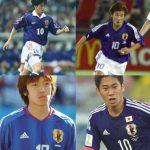 サッカー日本代表歴代10番のまとめ【ワールドカップ限定】