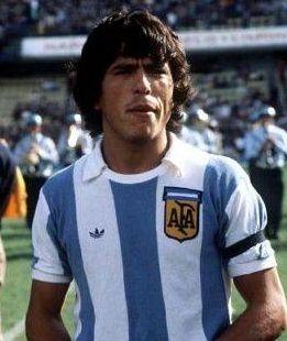 アルゼンチン歴代ベストイレブン・パサレラ