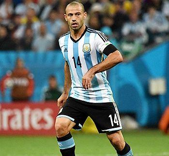 アルゼンチン歴代ベストイレブン・マスチェラーノ
