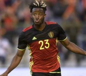 ベルギー代表・バチュアイ