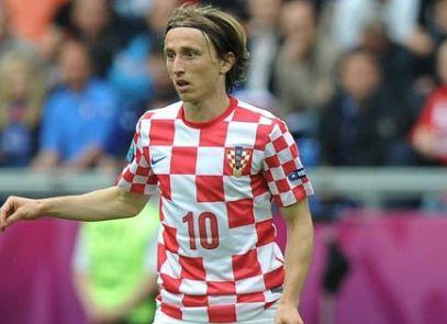 クロアチア代表歴代有名選手・モドリッチ