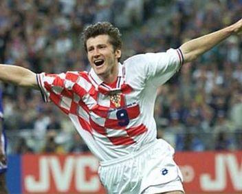 クロアチア代表歴代有名選手・スーケル