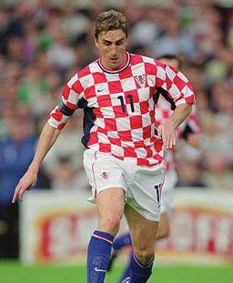 クロアチア代表歴代有名選手・アレン・ボクシッチ