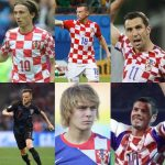 サッカークロアチア代表の歴代有名選手のまとめ!各世代のスター達!