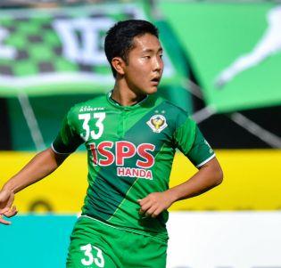 U-21日本代表メンバー・渡辺皓太