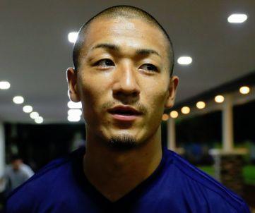 U-21日本代表メンバー・前田大然
