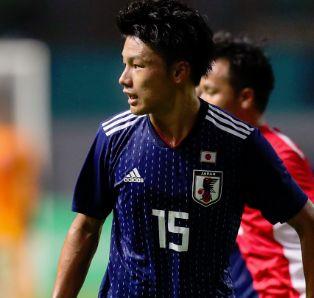 U-21日本代表メンバー・上田綺世