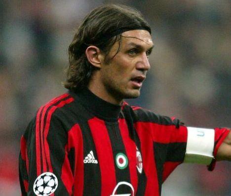サッカー歴代ベストイレブン海外・パオロ・マルディーニ