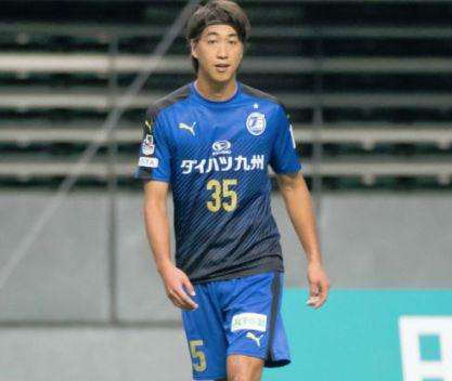 東福岡高校サッカー部OB・坂井達弥