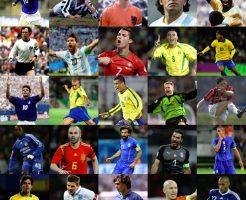 世界最高のサッカー選手