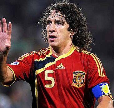 スペイン代表・歴代最強ベストイレブン・フォーメーション・プジョル