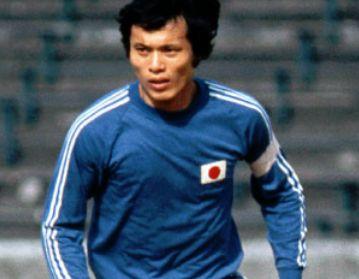 サッカー日本代表歴代キャプテン・釜本邦茂