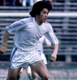 サッカー日本代表歴代キャプテン・藤島信雄