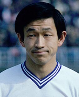 サッカー日本代表歴代キャプテン・落合弘