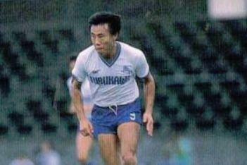 サッカー日本代表歴代キャプテン・前田秀樹