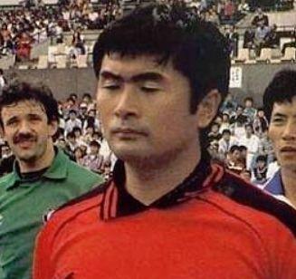 サッカー日本代表歴代キャプテン・田口光久