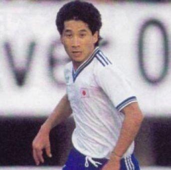 サッカー日本代表歴代キャプテン・木村和司