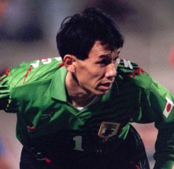 サッカー日本代表歴代キャプテン・松永成立