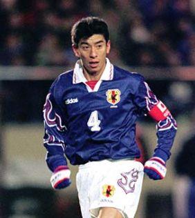 サッカー日本代表歴代キャプテン・井原正巳