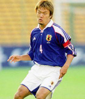 サッカー日本代表歴代キャプテン・森岡隆三