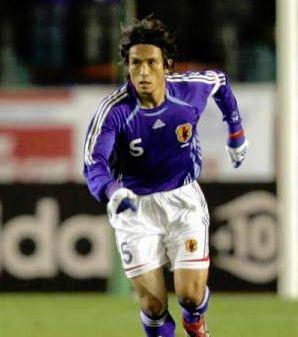 サッカー日本代表歴代キャプテン・宮本恒靖