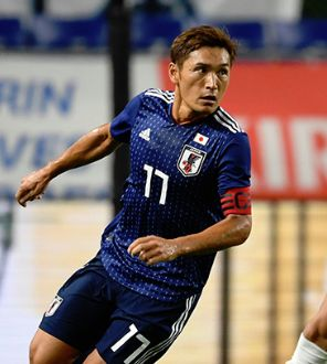 サッカー日本代表歴代キャプテン・青山敏弘
